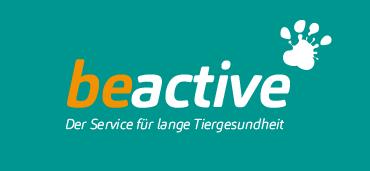 Logo der beactive Kampagne